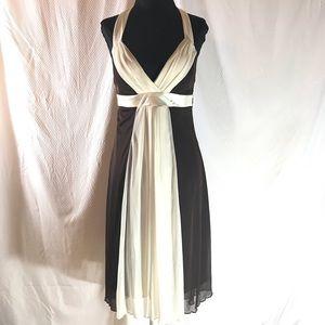 🎃Ruby Rox Chiffon Strapless Dress Size Medium